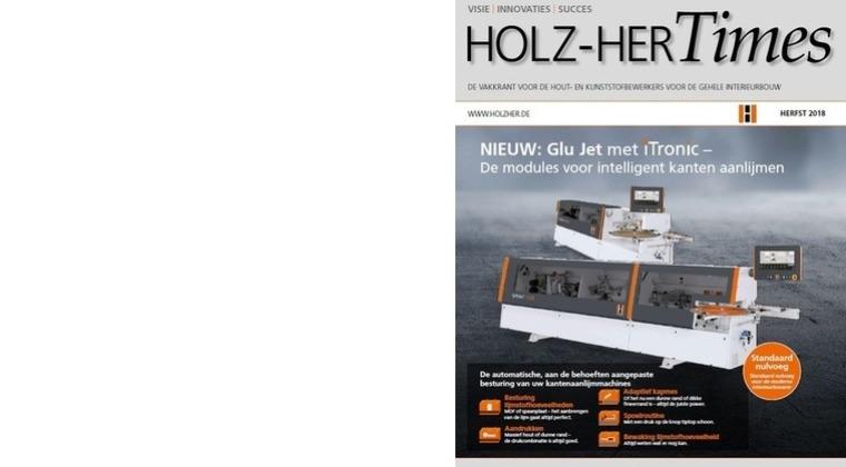 De nieuwe HolzHer Times herfsteditie is uit.
