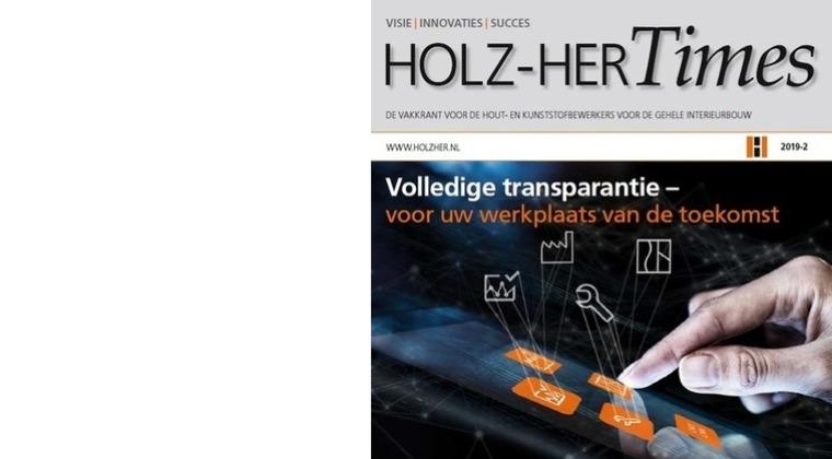 De nieuwe HolzHer Times najaarseditie is uit.