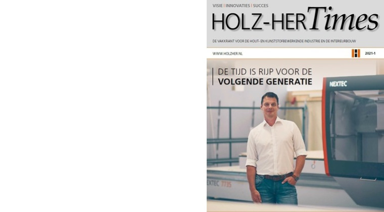 De nieuwe HolzHer Times 2021 is uit.