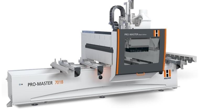 HolzHer Pro-Master 70 serie