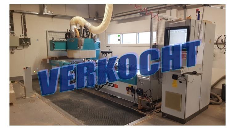 Gebruikte cnc machine HolzHer