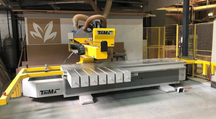 Gebruikte Trima CNC machine