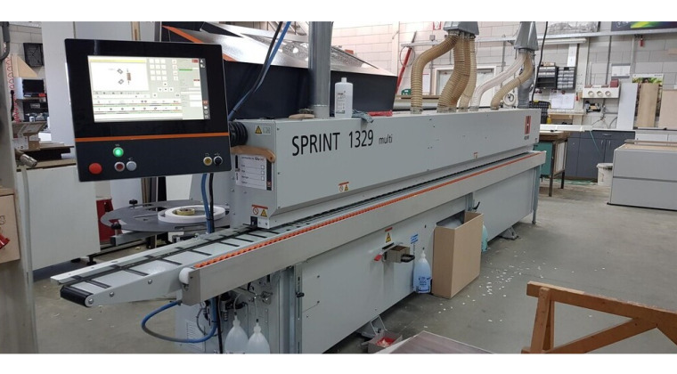 Holzher Sprint1329 Multi maart 2021 te Bergeijk