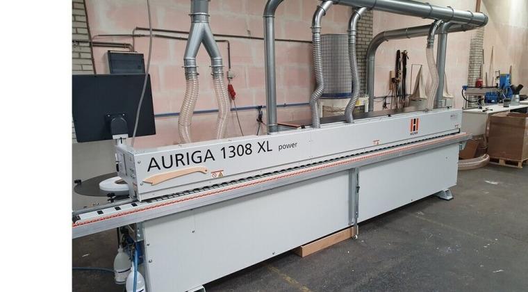 HolzHer Auriga 1308XL Power maart 2021 te Zwanenburg