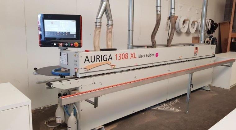 HolzHer Auriga 1308XL juli 2018 te Utrecht