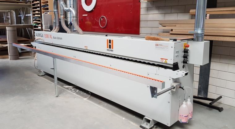 HolzHer Auriga 1308XL Black Edition te Ulft juli 2018