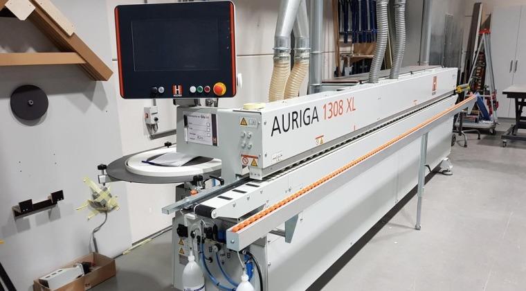 HolzHer Auriga 1308XL te Apeldoorn juni 2019