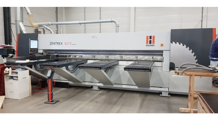 HolzHer Zentrex Power oktober 2020 te Berkel en Rodenrijs