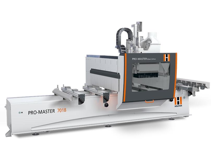 Hedendaags Holzher CNC Machines | Molendijk Houtbewerkingsmachines BV WY-63